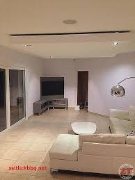 tv cuisine meuble tv en placo design pour idees de deco de cuisine nouveau