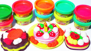play doh cake playset playdoh playdough play dough birthday cakes