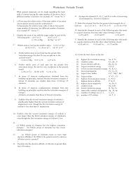 periodic table worksheet for middle worksheet worksheet periodic table trends grass fedjp worksheet