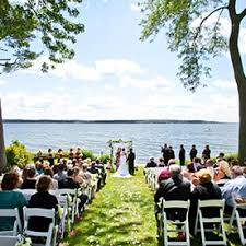 wedding venues in wisconsin green lake weddings wisconsin weddings green lake wi