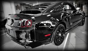 Mustang Gt 2014 Black Sold Kentwood Kustoms 2014 Ford Mustang Gt Black Is Back And