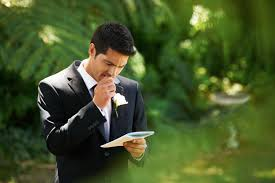wedding groom the 3 types of wedding speeches men should about the