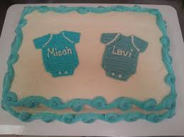 74 best for twins only images on pinterest baby shower cakes