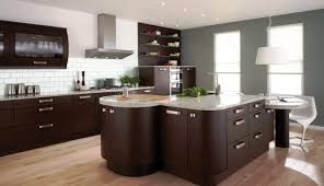 modern kitchen companies modern kitchen companies sunken microwave and oven shapely wooden