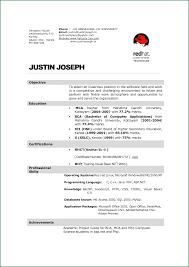 Best Resume Format For Managers by Sample Resume Of Hospitality Management Resume Ixiplay Free
