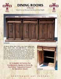 Solid Wood Buffet Table Buffet Table Side Board Table Dining Room Hutch