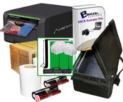 photobooth printer sinfonia cs2 photo printer photo booth green screen bundle