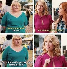 Fat Amy Memes - memes that explain life fat amy memes and pitch perfect