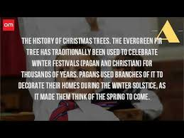 First Decorated Christmas Tree Latvia by What Were The First Christmas Trees Decorated With Youtube