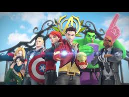 marvel avengers academy u2013 android apps google play
