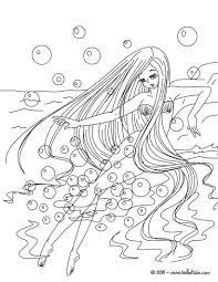 fairy mermaid coloring pages vitlt com