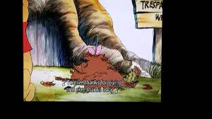 photo of happy thanksgiving horray horray happy thanksgiving day from winnie the pooh season