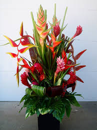 tropical flower arrangements tropical flower arrangements search flower