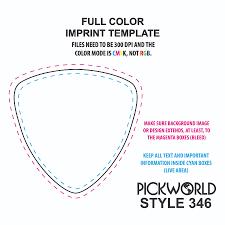 custom printed guitar picks pickworld guitar picks templates
