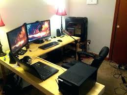Best Gaming Desk Computer Desk Ideas For Gaming Best Custom Computer Desk Ideas On