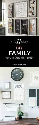 kitchen message center ideas the 11 best family command centers family command center corner