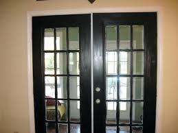 Large Interior French Doors Painted Black Interior Doors U2013 Alternatux Com