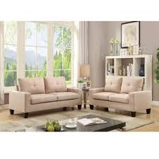 Beige Leather Living Room Set Beige Living Room Sets You Ll Wayfair