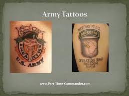 top 5 great tattoo ideas for army soldiers citizen soldier