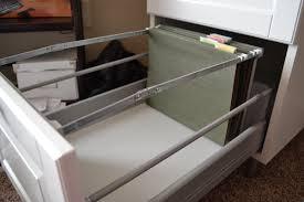 ikea kitchen cabinet hacks hack the akurum into a filing cabinet ikea hackers