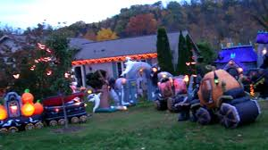 Airblown Halloween Inflatables by Airblown Halloween 2010 Youtube