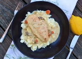 Elegant Dinner Party Menu Eats And Beats Fancy Dinner Party Menu Chicken Fricassee