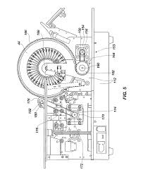 patent us8702101 automatic card shuffler with pivotal card