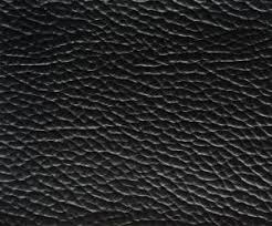 Leather Fabric For Sofa Non Woven Backing Black Faux Upholstery Imitation Leather Fabric