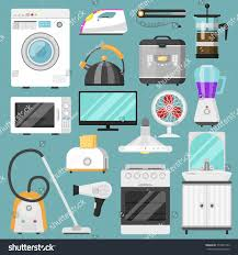 washing machine in kitchen design electronic household appliances vector kitchen homeappliance stock