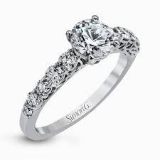 Western Wedding Rings by Wedding Rings Western Sterling Silver Rings Cowgirl Engagement