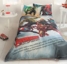 Marvel Bedding Bedding From D U0027decor Manufacturer From Mumbai