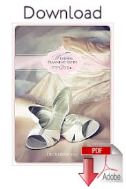 downloadable wedding planner wedding planning guide from mrs2be free downloadable pdf