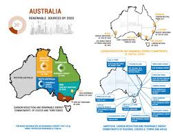 Australian States Map by Australian States Territories And Local Governments Leading The