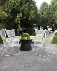 Patio Spring Chair by Prep For Spring My Patio Project Elements Of Style Blog