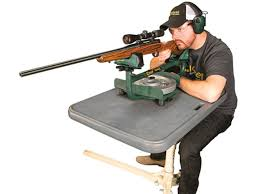 Portable Bench Rest Shooting Stand Caldwell Lead Sled Plus Rifle Shooting Rest Mpn 820300