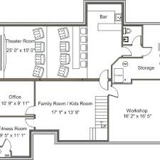 basement design plans basement floorplans tips and tricks basement floor