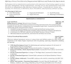 Hr Resume Sample For Experienced by Wonderful Hr Resume Examples 13 Professional Human Resources
