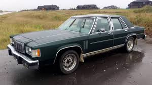 1981 grand marquis 5 speed