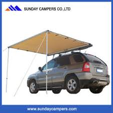 Awning Tent China Roof Rack Outdoor Car Top Canvas 4x4 Awning Tent China 4x4