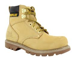 mens caterpillar second shift colorado style lace up boots sizes 6