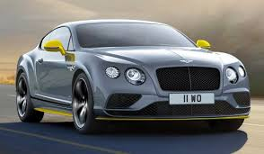 2017 bentley continental gt looks more muscular autocarweek com