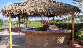 decor palm trees south carolina stunning how to make tiki hut