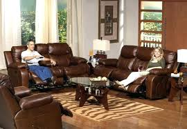 Top Grain Leather Sofa Recliner Sofa Loveseat Recliner Set Sushil