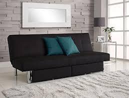sofa beds with storage amazon com