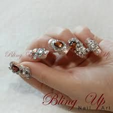 76 best jeweled nails images on pinterest bling nails make up
