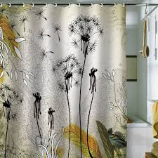 bathroom curtain ideas for shower bath u0026 shower redoubtable ancient fancy shower curtains with