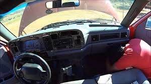 1996 Dodge Ram 1500 Interior Parts 1994 1997 Dodge Ram Heater Core Replacement Pt1 Youtube