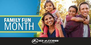 tips to celebrate family month ez access