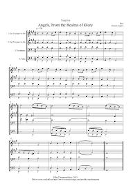 10 popular christmas carols for brass quartet symphonic or brass