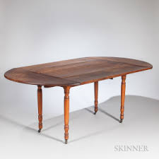 Drop Leaf Dining Table And Chairs Search All Lots Skinner Auctioneers